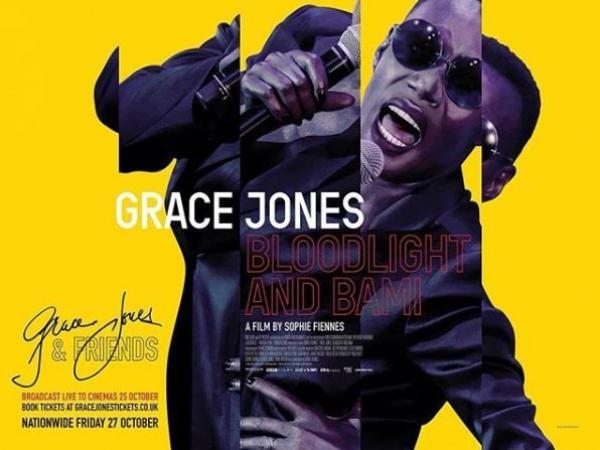 Documental Sobre La Vida De Grace Jones Actriz Cantante Y Modelo