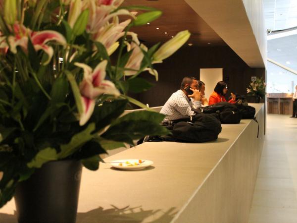 Sala VIP de Avianca