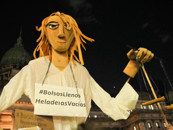 Marchas en Argentina