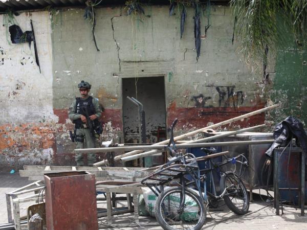 El 'bronx de Medellín'