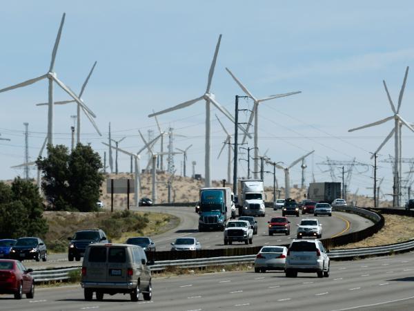 Generadores de energía eólica