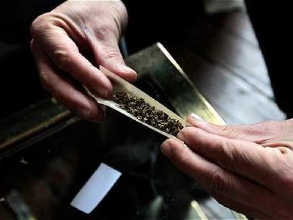 La grabación por el consumo de lo que sería marihuana habría sido registrada en diciembre de 2017.