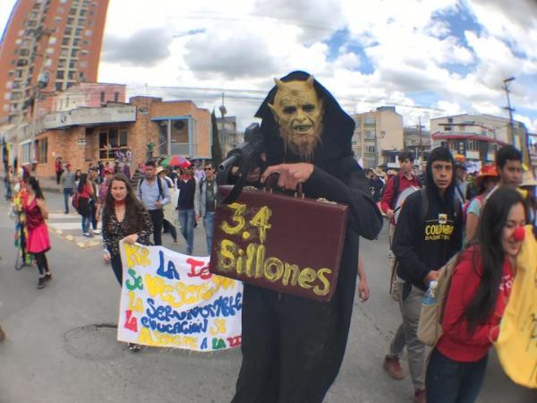 Movilización estudiantil