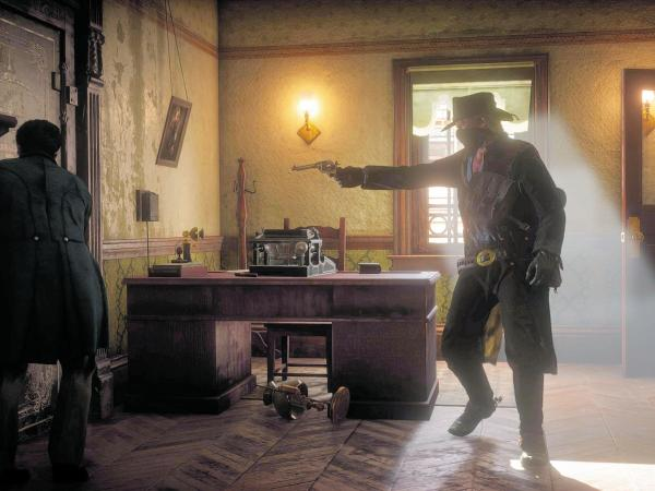 Red Dead Redemption II: una bestia de minuciosa belleza