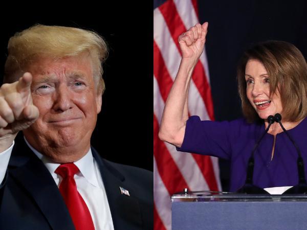 5be2fab168b0d - Liderazgo demócrata en la Cámara complica últimos dos años de Trump