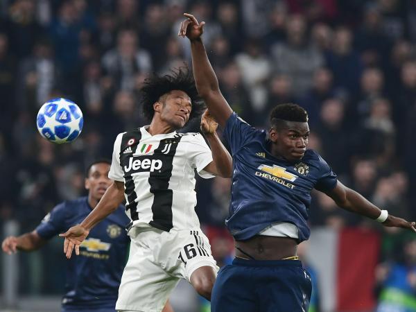 Juventus vs. Manchester United