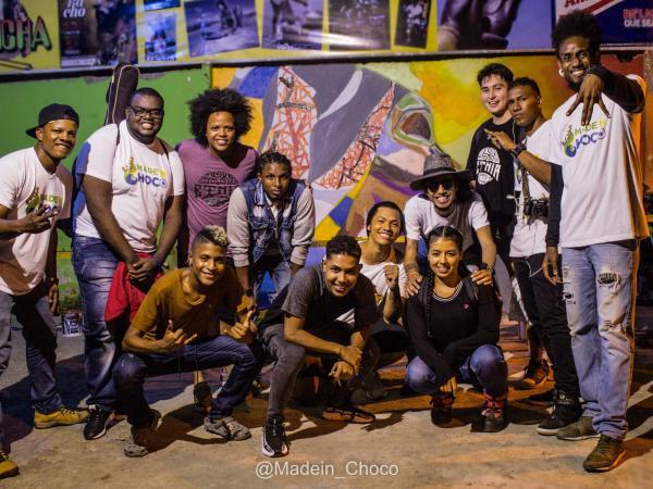 La productora 'hecha en Chocó' que busca impulsar el talento local