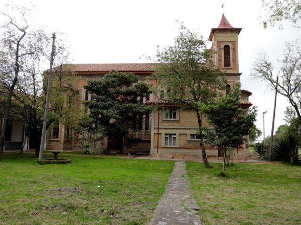 La Capilla, uno de los 17 bienes patrimoniales del San Juan de Dios