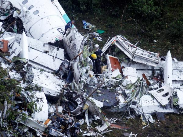 Dos años tragedia Chapecoense