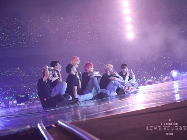 Grupo musical BTS