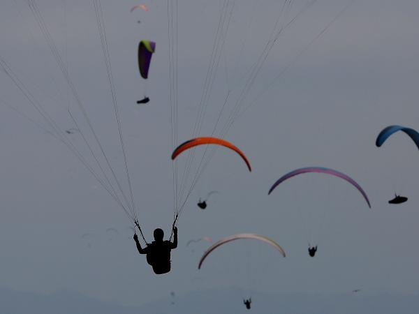 The reasons for paragliding accidents in northern northern