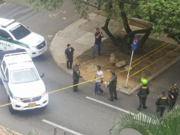 Inseguridad en Medellín