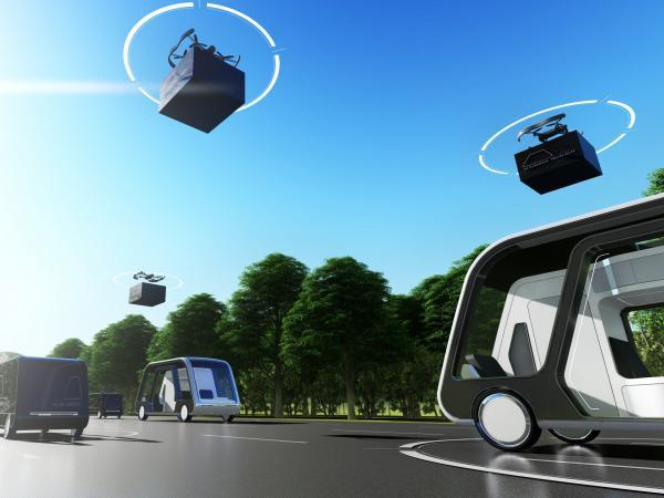 Suite de viaje autónoma