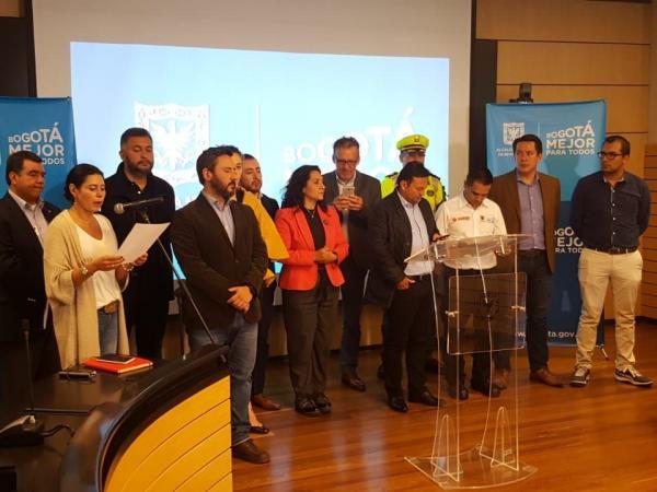 Distrito anuncia emergencia ambiental