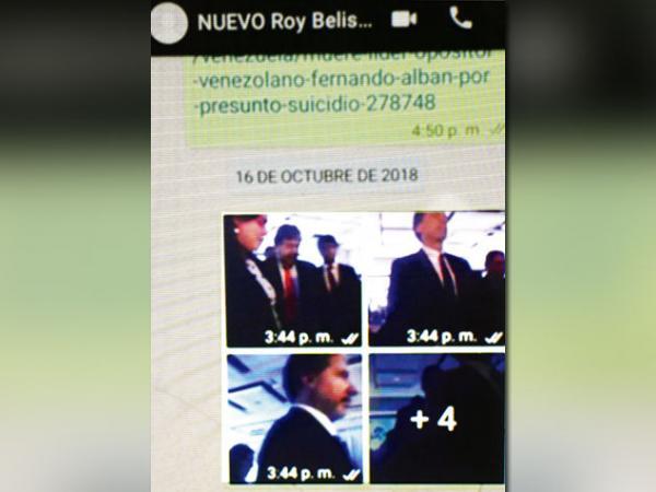 Espionaje venezolano