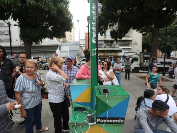 Apagón Venezuela