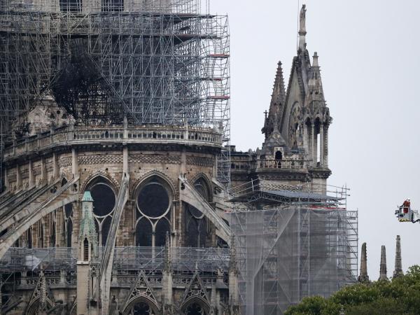 Un día después en Notre Dame 9