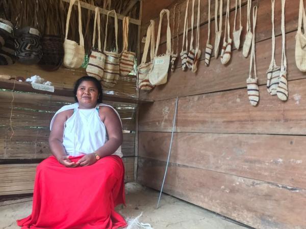 Mujeres wiwa