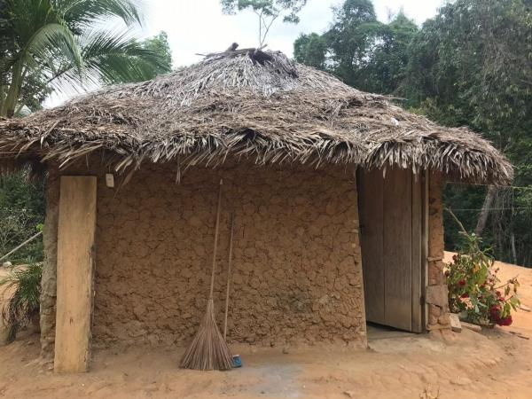 Casa de indígenas