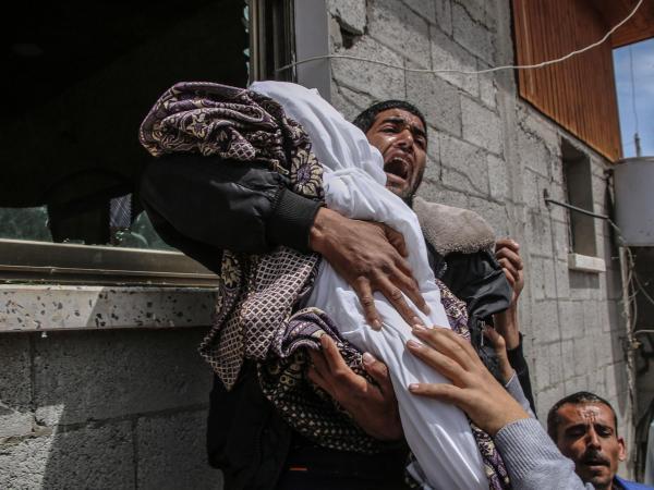 Ataques en la Franja de Gaza