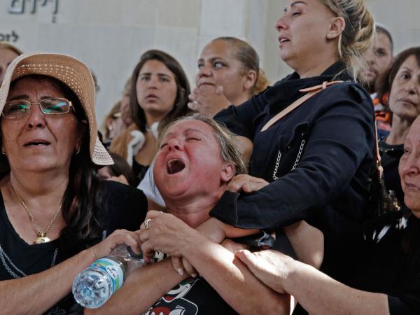 Ataques en Israel