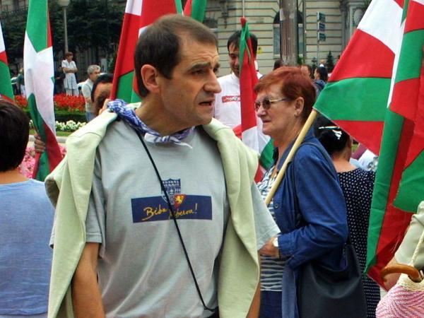 Josu Ternera líder de ETA