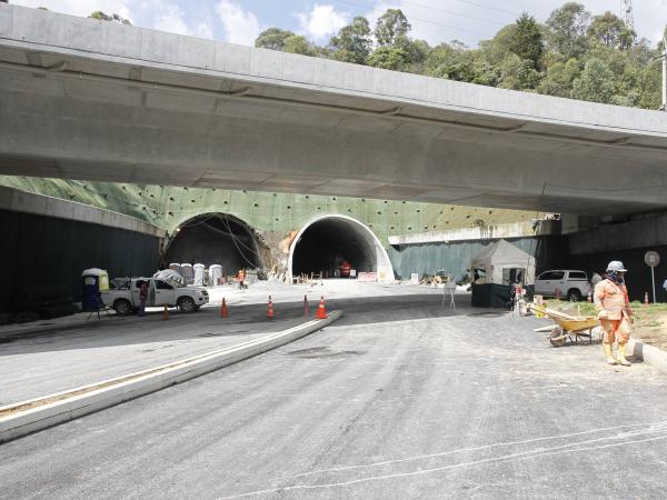 Resultado de imagen para datos del tunel de oriente