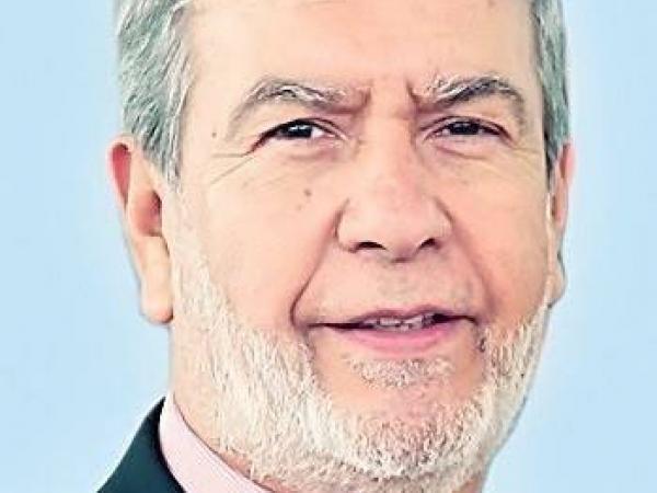 El alcalde de Pasto, Pedro Vicente Obando.