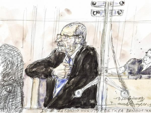 Juicio contra Josu Ternera en París