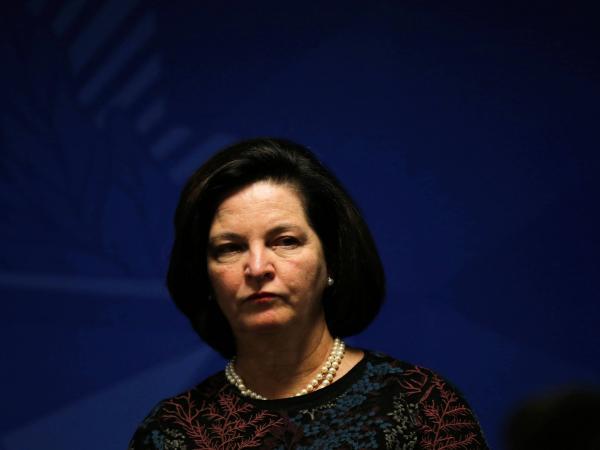 Procuradora general de Brasil Raquel Dodge