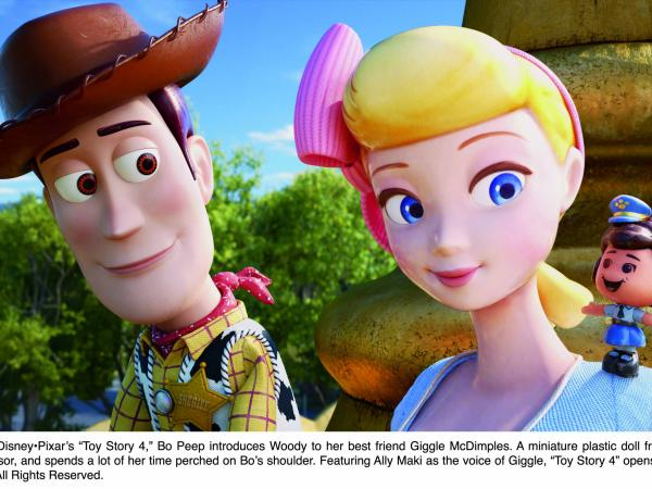 Película Toy Story 4