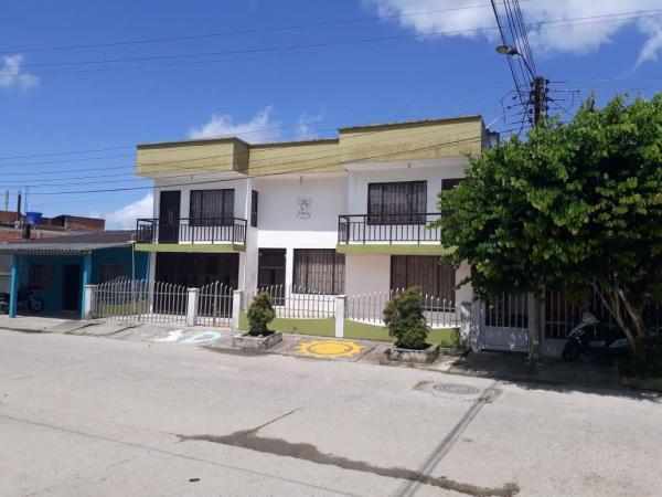 Casa del 'Alacrán' en Puerto Asís, Putumayo.