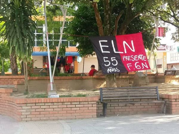 Banderas del Eln