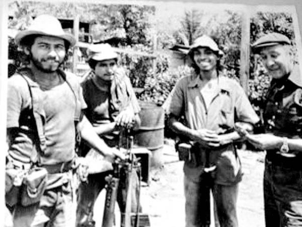 5d3f8b0c66316 - A 40 años del ametrallamiento de avión de la FAC en Managua