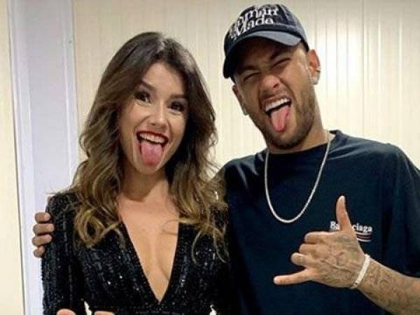 Neymar en concierto
