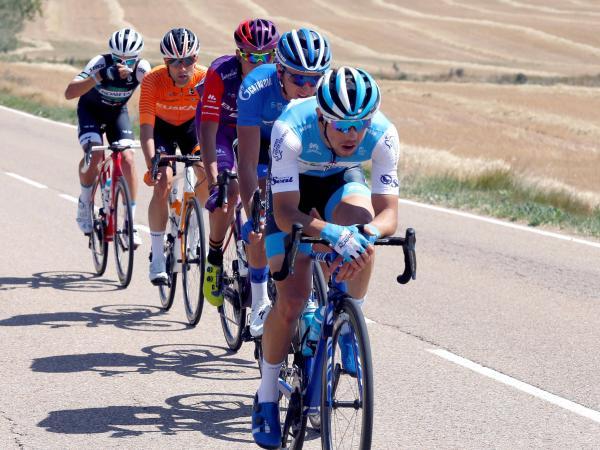 Vuelta a Burgos primera etapa
