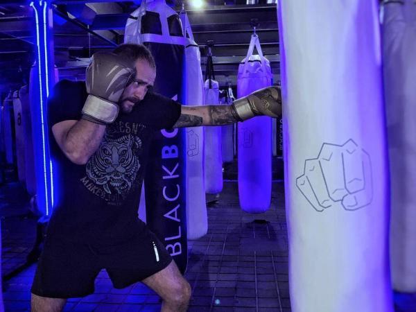 Boxeo a oscuras