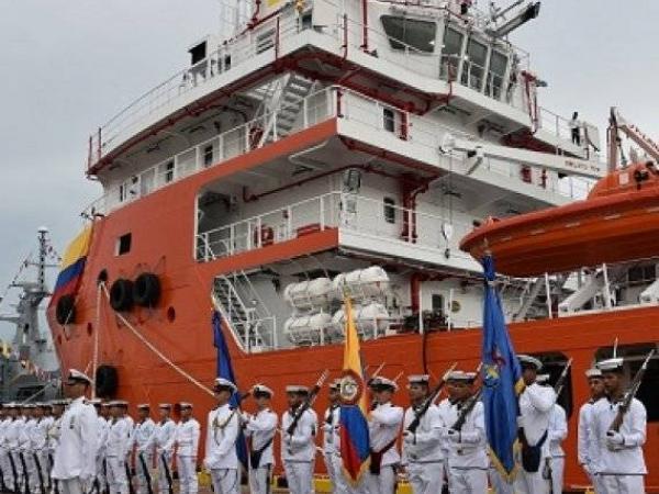 La moderna embarcación está atracada en el puerto de Cartagena y nunca se ha usado.