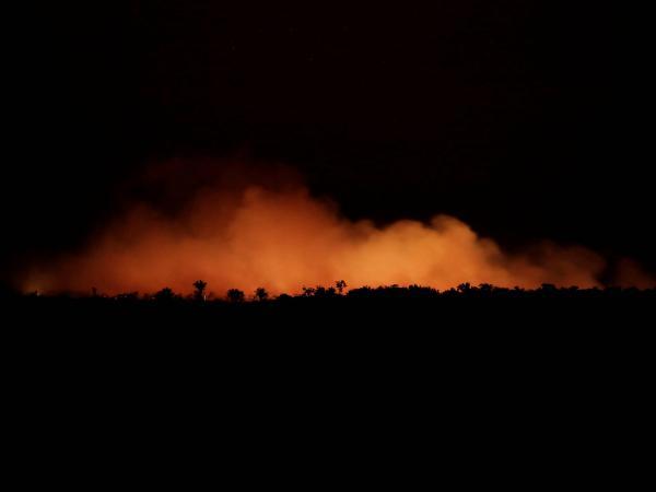 Amazonas en llamas 4