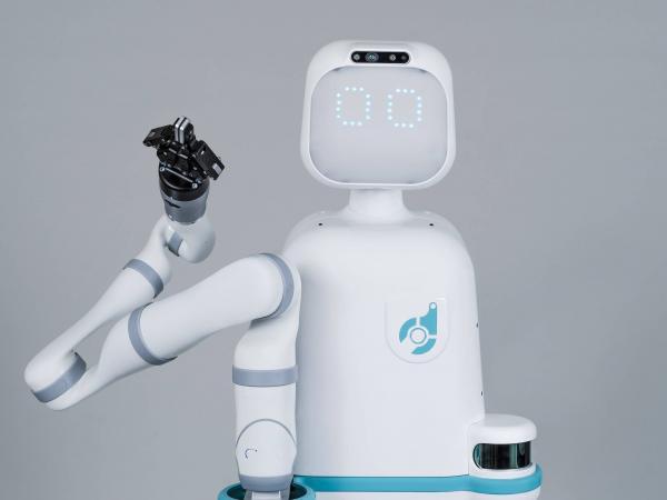 Asistente robótico Moxi