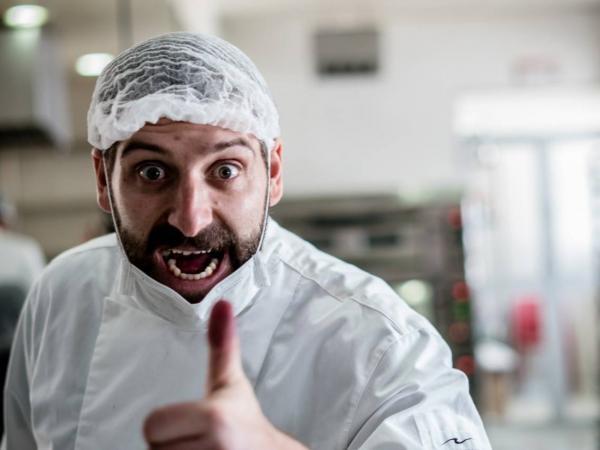 Chef David Ruiz Koch