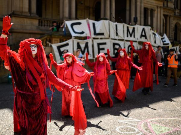Marchas de Rebelión contra la Extinción