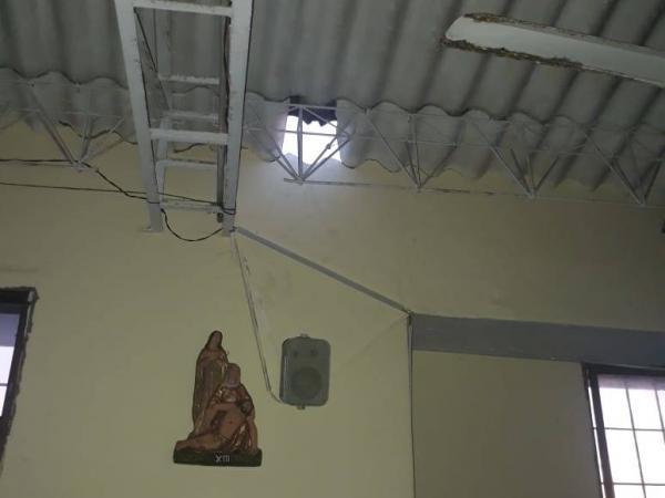 robo a parroquia de Barranquilla