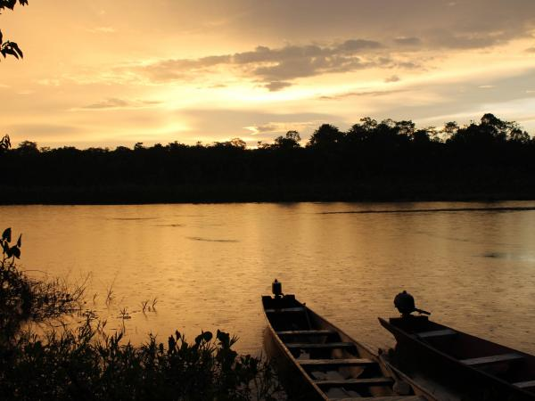 Laguna Negra Guaviare