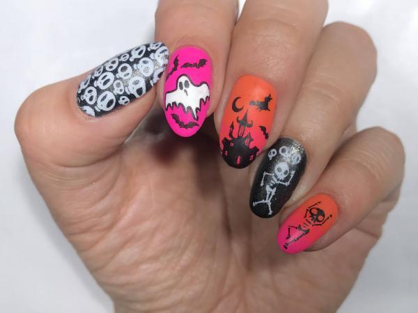 Combinaciones de uñas
