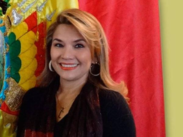 Senadora Añez