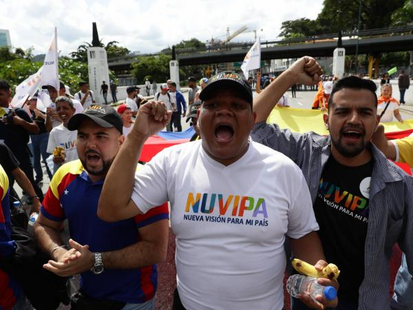 Marcha en Venezuela del 16 de noviembre