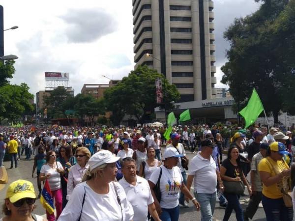 Marcha de Venezuela del 16 de noviembre