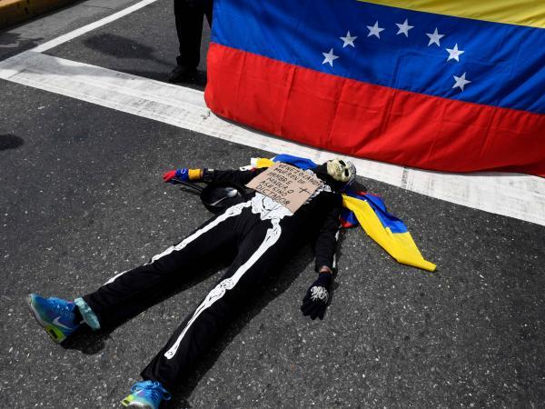 Marchas en Venezuela este 16 de noviembre
