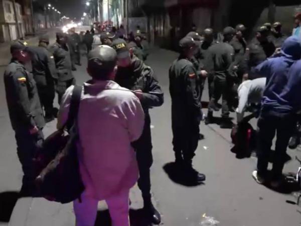 Expulsan a venezolanos señalados de atentar contra el orden público